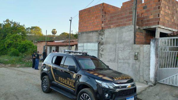 Polícia Federal deflagrou nesta quarta-feira operação contra fraudes no Auxílio Emergencial — Foto: Divulgação/PF